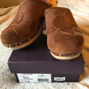 Lucky Brand Clogs size 7.5